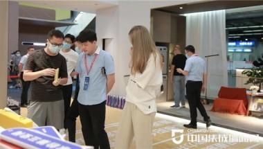 現場直擊 奧華&南北生活驚艷亮相廣州建博會